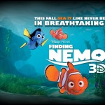 Finding Nemo 3D Opening Sept. 14th