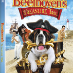 BEETHOVEN'S TREASURE TAIL Blu-Ray/DVD Combo Pack Giveaway