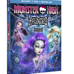 MONSTER HIGH: HAUNTED DVD Giveaway (5 Winners)