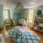 Vintage Style Nursery Ideas